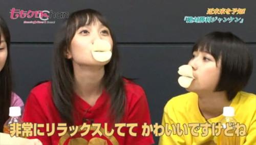 百田夏菜子と玉井詩織