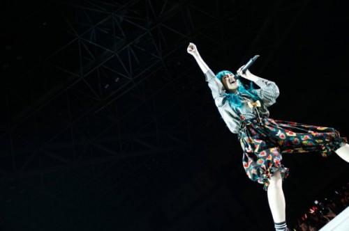 【画像】ライブ中の有安杏果がめっちゃかわいすぎる!