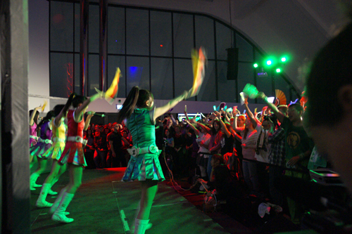 【画像】ももクロ結成4周年を記念してここ1年のイベントを画像でお送りしますっ!