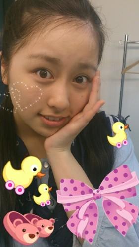 【画像】佐々木彩夏ってどんどん可愛くなってないか?