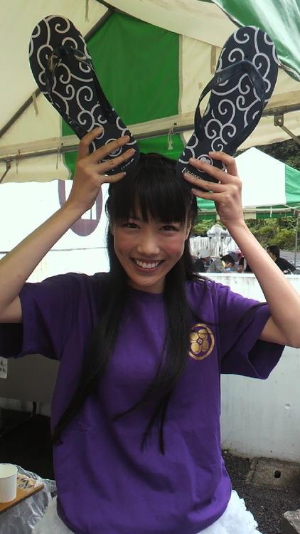 【画像】高城れにちゃんのHIP HOPポーズがかっこかわいすぎる!