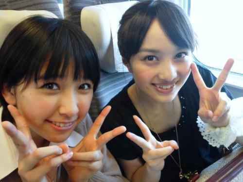 【画像】三つ編みの百田夏菜子がかわいすぎる…