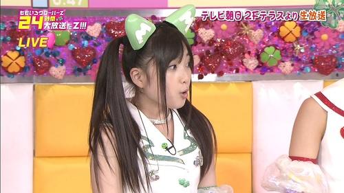【画像】有安杏果ってももクロの中で一番かぶりものが似合うんじゃないか