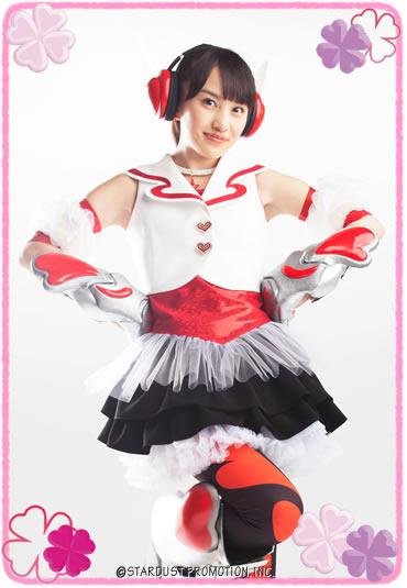 【画像あり】オレンジジュースで顔真っ赤?の百田夏菜子がかわいすぎる!