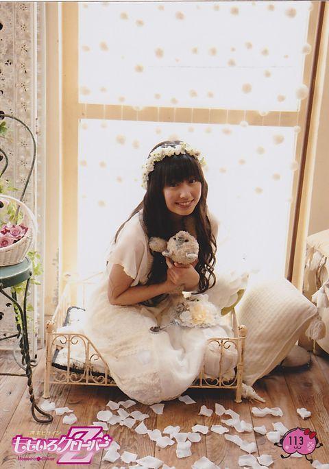 【天使】花飾りつけたあーりんが神すぎる!【画像あり】