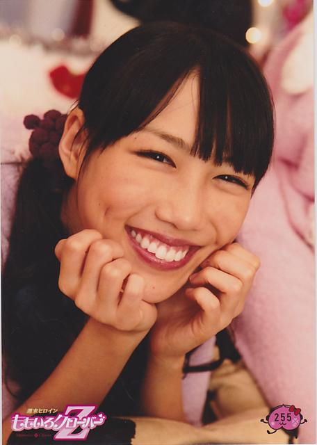 【ももクロ】高城れにの笑顔が世界で一番だった件について【画像】