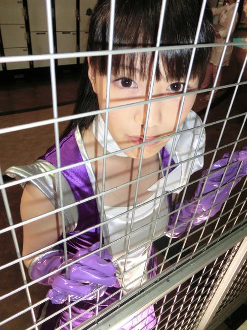 【ももクロ紫】これ見ても高城れにちゃんを可愛くないって言えるの?【画像】
