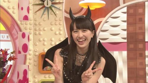 【ももクロ】百田夏菜子のかわいすぎる小悪魔画像下さい!