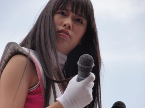 【ももクロ桃】ちょっぴりセクシーでおちゃめな佐々木彩夏の画像下さい!