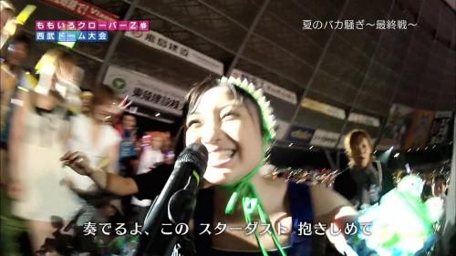 【ももクロ】有安杏果のライブ姿が好きなやつ集合!【画像】