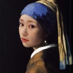 【ももクロ】もし佐々木彩夏がフェルメールの作品に出てきたら【画像】