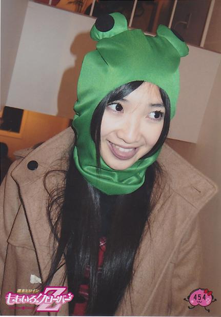 【ももクロ緑】有安杏果は本気出したらマジでかわいいんだからな!【画像】