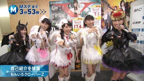 【祝Mステ出演】ももクロ×ミュージックステーション画像まとめ!