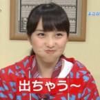 【ももクロ赤】えくぼが出ないように頑張る百田夏菜子。その結果はいかに…【画像まとめ】
