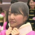 【ももクロ赤】芸人ばりにパンスト被ってる百田夏菜子の表情www【画像あり】