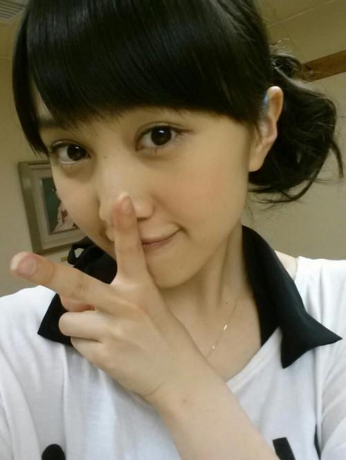 百田夏菜子 お団子