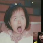 【ももクロ桃】3歳の佐々木彩夏の変顔がれにちゃん級!【画像まとめ】