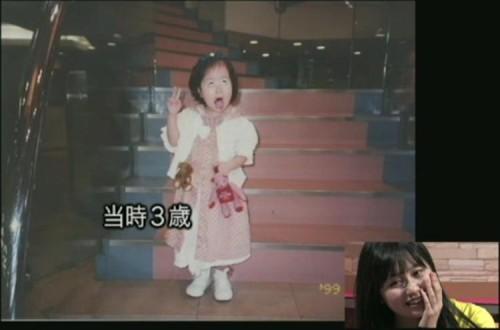 佐々木彩夏 変顔